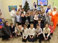 В республиканской библиотеке им. В.Н. Орлова организованы театрализованные литературные представления для детей