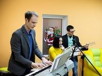 В Крымской библиотеке для молодёжи проведён музыкальный вечер