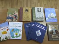 Центральной библиотеке Крыма передана в дар серия книжных изданий